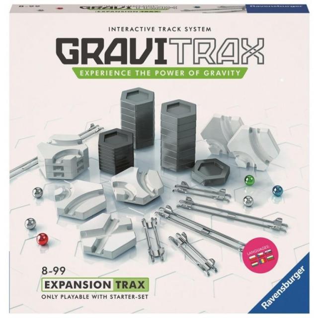 Obrázek produktu GraviTrax Rozšiřující sada Dráha, Ravensburger 27512 (27595)