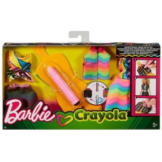 Obrázek 1 produktu Barbie D.I.Y. Crayola magický vzor, Mattel FHW86