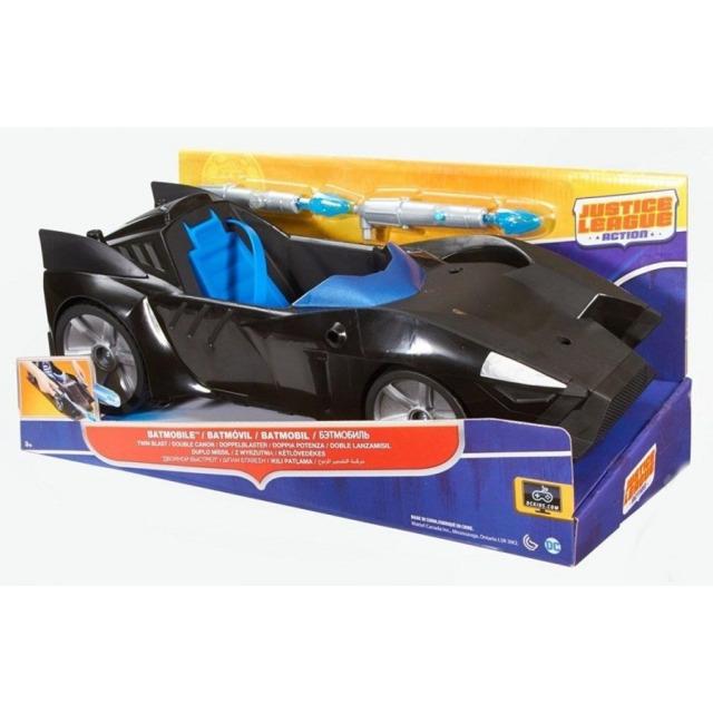 Obrázek produktu JUSTICE LEAGUE Batman Batmobil, Mattel FDF02