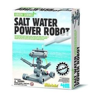 Obrázek 1 produktu KidzLabs Robot na solný pohon