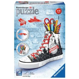 Obrázek 1 produktu Ravensburger 11224 Puzzle 3D Kecka Praha 108 dílků