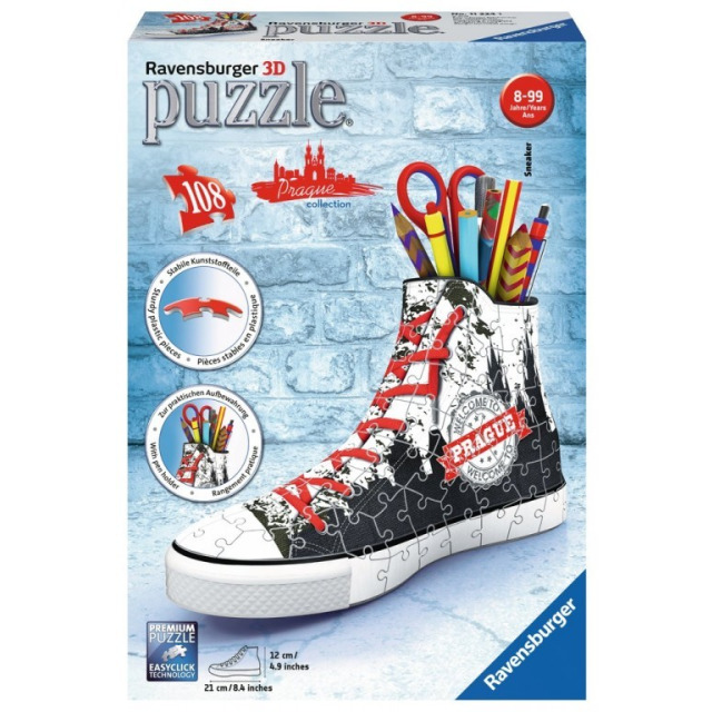 Obrázek produktu Ravensburger 11224 Puzzle 3D Kecka Praha 108 dílků