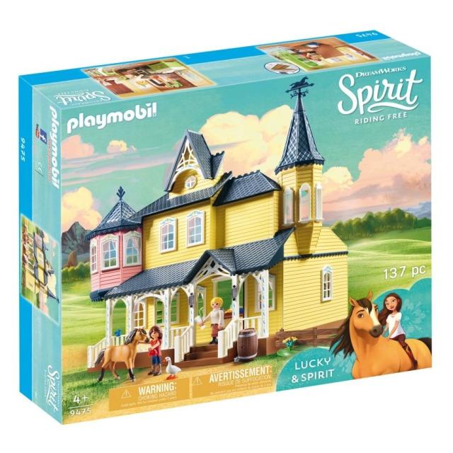 Obrázek produktu Playmobil 9475 Lucky šťastný domov