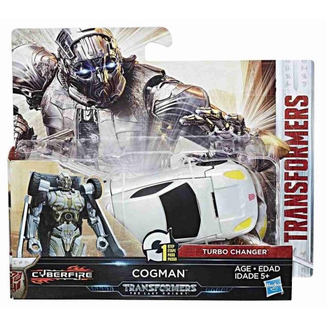 Obrázek produktu Transformers MV5 Turbo Changer COGMAN