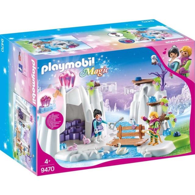Obrázek produktu Playmobil 9470 Hledání krystalu lásky