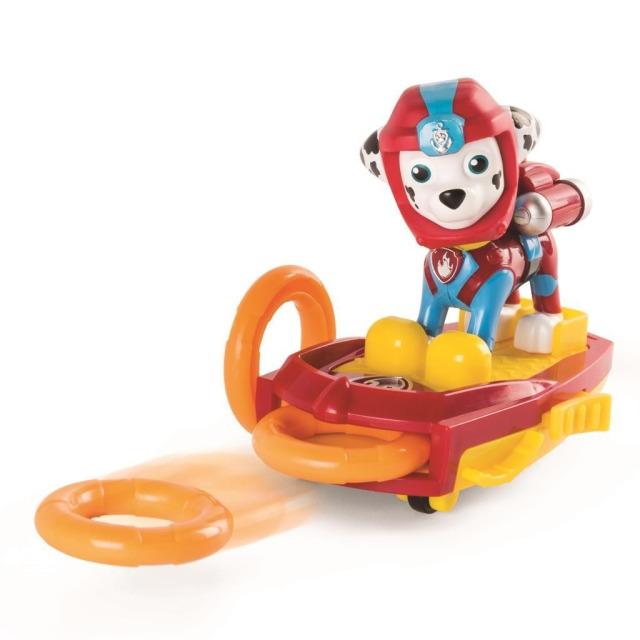 Obrázek produktu Tlapková patrola Akční figurky Launching Surfboard MARSHALL