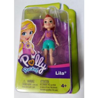 Obrázek 1 produktu Polly Pocket Panenka Lila, Mattel FWY25
