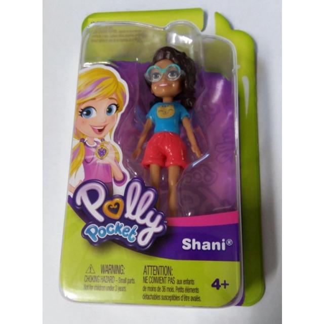 Obrázek produktu Polly Pocket Panenka Shani, Mattel FWY24