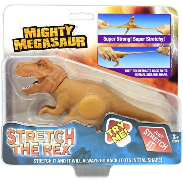 Obrázek produktu Mighty Megasaur: Elastický natahovací dinosaurus T-Rex