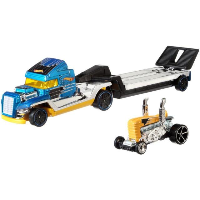 Obrázek produktu Hot Wheels Náklaďák Steel Power, Mattel CGC18