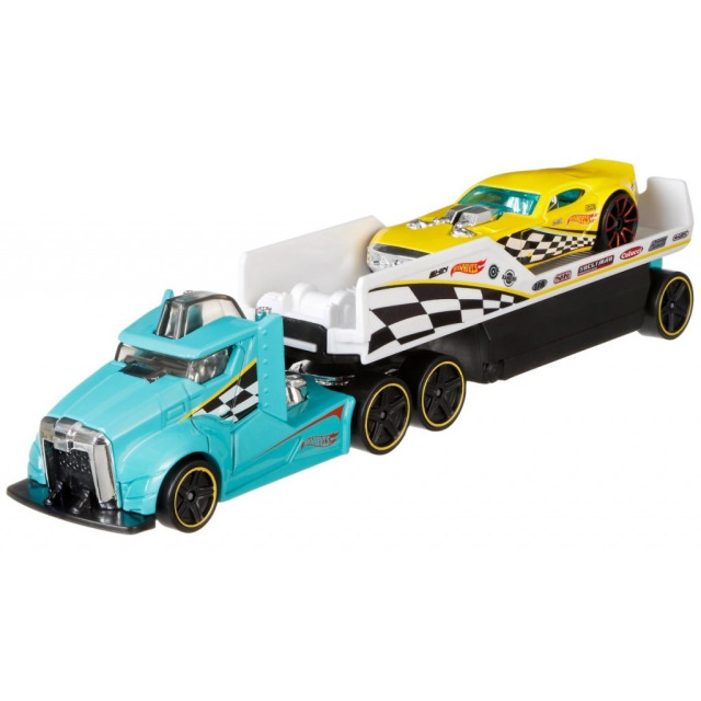 Obrázek produktu Hot Wheels Náklaďák Drivin ´ Wild, Mattel BDW60
