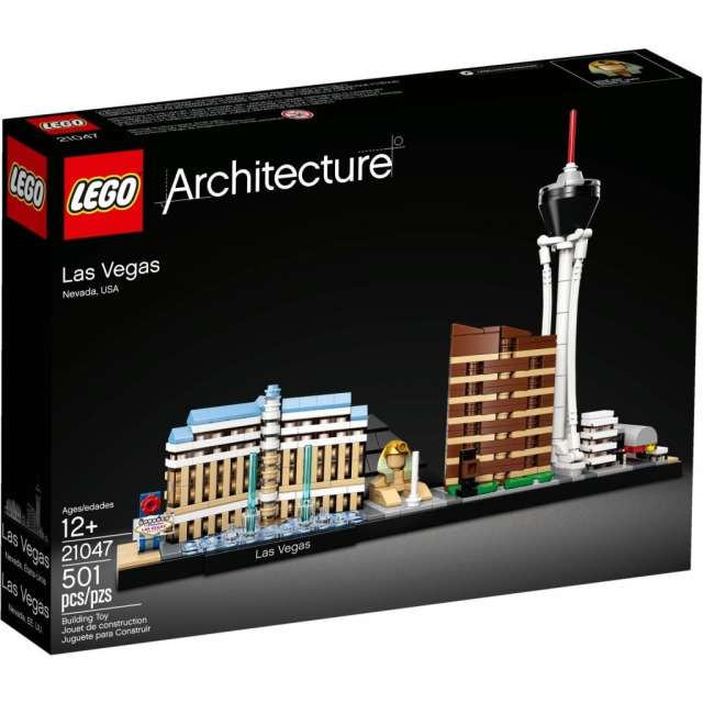 Obrázek produktu LEGO Architecture 21047 Las Vegas