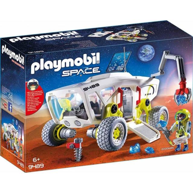 Obrázek produktu Playmobil 9489 Průzkumné vozidlo Marsu