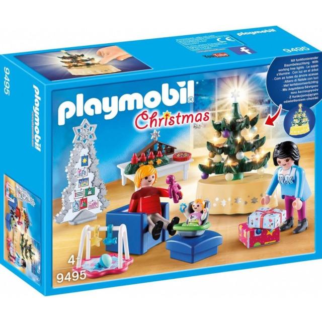Obrázek produktu Playmobil 9495 Vánoční pokoj