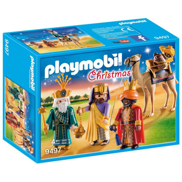 Obrázek produktu Playmobil 9497 Tři králové