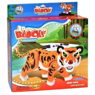Obrázek 1 produktu Puzzle 3D Tygr