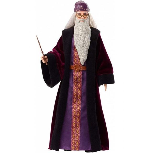 Obrázek produktu Mattel Harry Potter Tajemná komnata Profesor Brumbál, FYM54