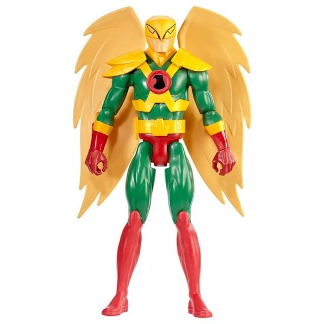 Obrázek produktu JUSTICE LEAGUE Akční komiksová figurka Hawkman , Mattel FPC64
