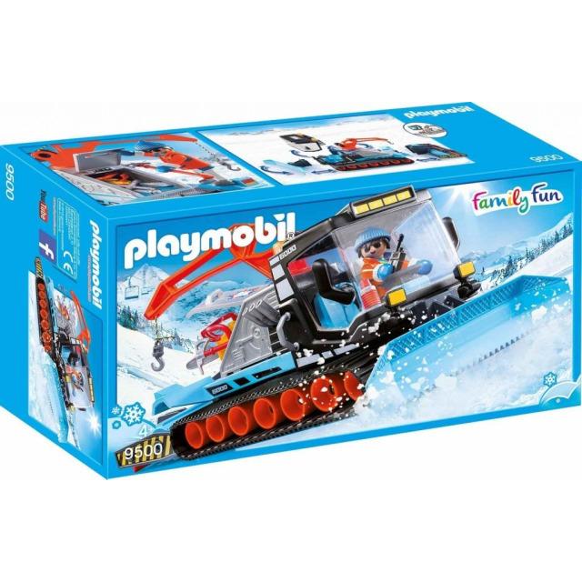 Obrázek produktu Playmobil 9500 Sněžná rolba