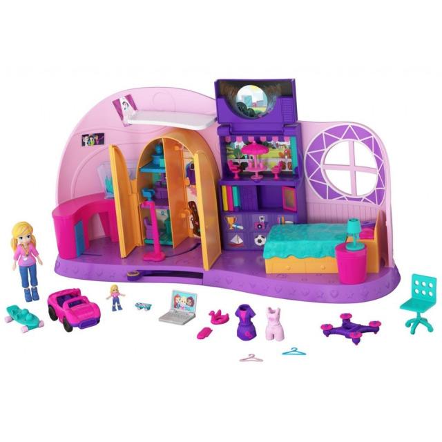 Obrázek produktu Mattel Polly Pocket pokojíček Go Tiny, FRY98