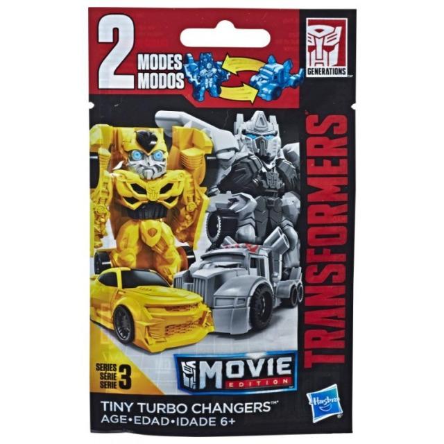 Obrázek produktu Transformers: Tiny Turbo Changers - sáček s překvapením