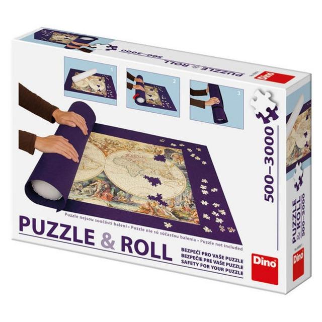 Obrázek produktu Podložka na puzzle 500 - 3000d. , Dino