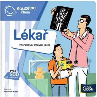 Obrázek 1 produktu Albi Kouzelné čtení Minikniha - Lékař