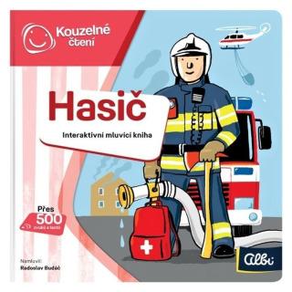 Obrázek 1 produktu Albi Kouzelné čtení Minikniha - Hasič