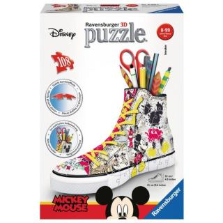 Obrázek 1 produktu Ravensburger 12055 Puzzle 3D Kecka Disney Mickey 108 dílků