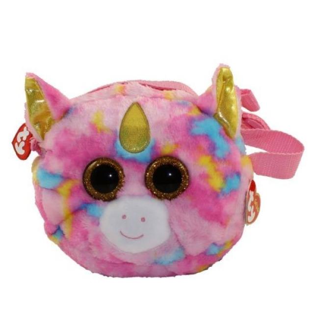Obrázek produktu Plyšová kabelka na rameno jednorožec Fantasia