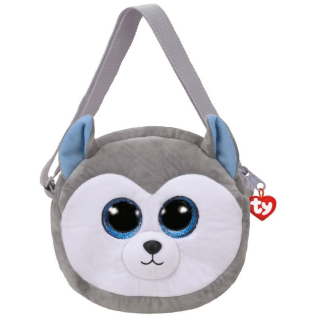 Obrázek produktu TY 95107 Plyšová kabelka na rameno husky Slush