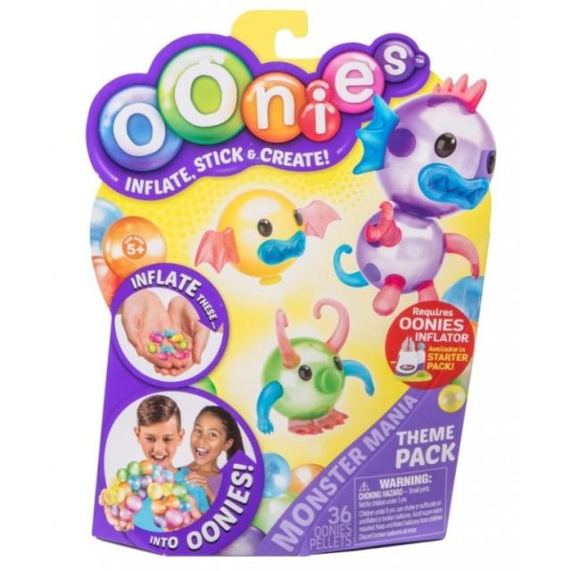 Obrázek produktu OONIES Tematická sada Monster Mania