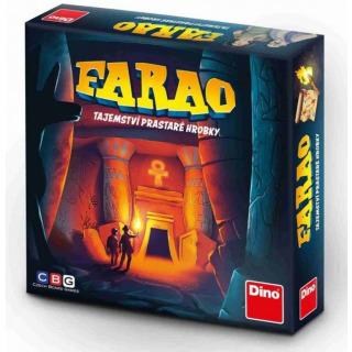 Obrázek 1 produktu FARAO: Tajemství prastaré hrobky, Dino