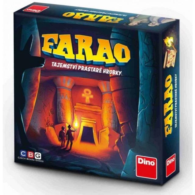 Obrázek produktu FARAO: Tajemství prastaré hrobky, Dino