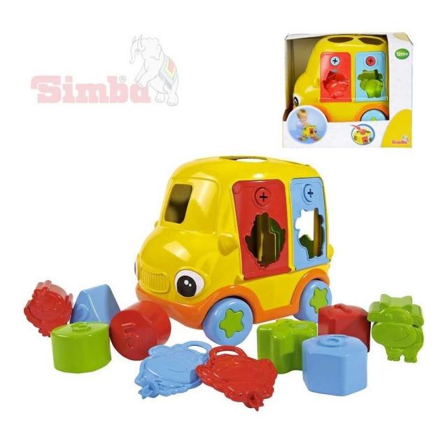 Obrázek produktu Simba Autíčko vkládačka 20 cm