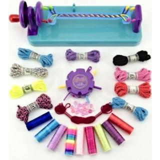 Obrázek 1 produktu Kreativní sada Pletení náramků s doplňky