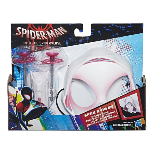 Obrázek produktu Spiderman Spider-Gwen maska a výstroj s projektily, Hasbro E2894