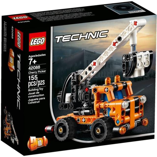 Obrázek produktu LEGO TECHNIC 42088 Pracovní plošina