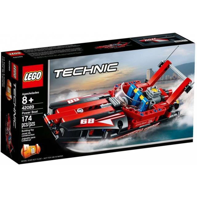 Obrázek produktu LEGO TECHNIC 42089 Motorový člun
