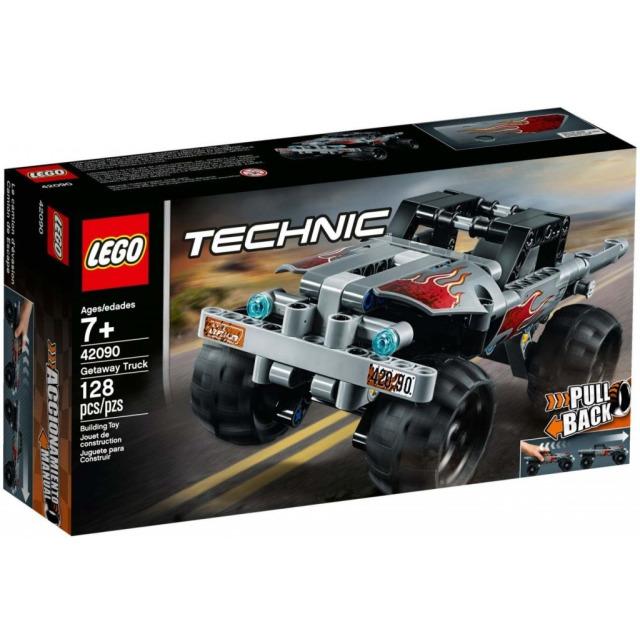 Obrázek produktu LEGO TECHNIC 42090 Útěk v teréňáku