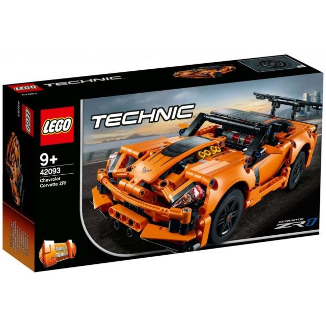 Obrázek produktu LEGO TECHNIC 42093 Chevrolet Corvette ZR1