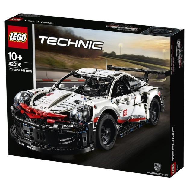 Obrázek produktu LEGO TECHNIC 42096 Preliminary GT Race Car