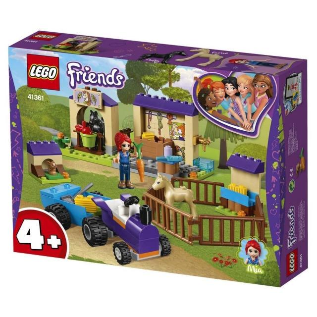 Obrázek produktu LEGO Friends 41361 Mia a stáj pro hříbata