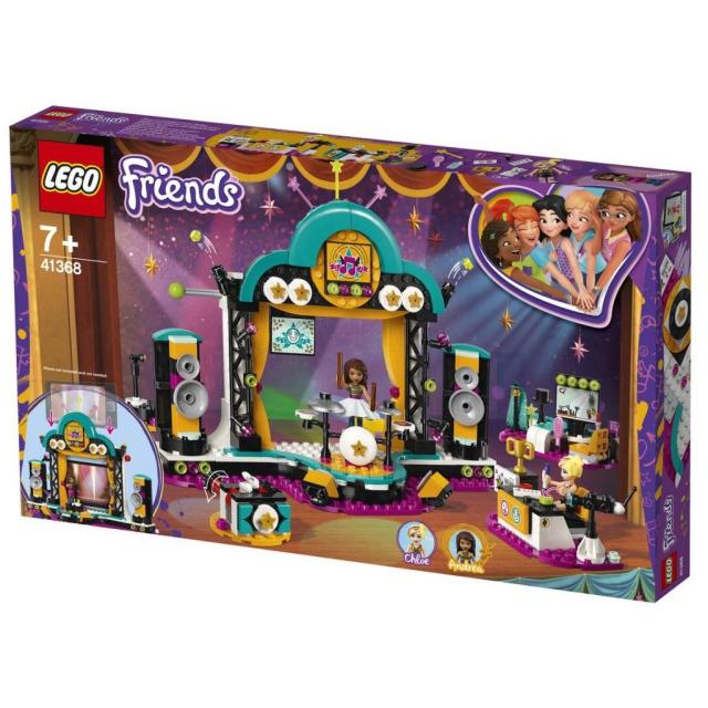 Obrázek produktu LEGO Friends 41368 Andrea a talentová show