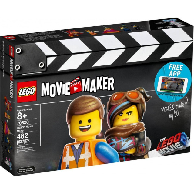Obrázek produktu LEGO Movie 70820 LEGO® Movie Maker