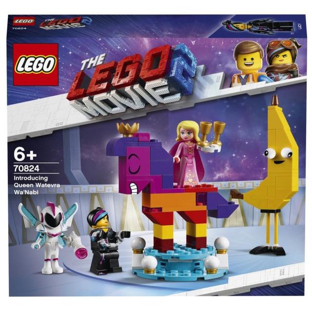 Obrázek produktu LEGO Movie 70824 Představujeme královnu Libovůli