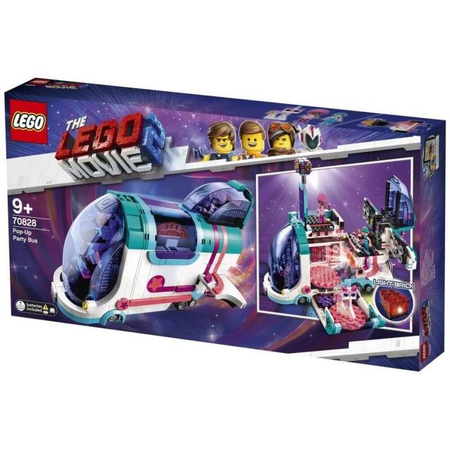 Obrázek produktu LEGO Movie 70828 Vyklápěcí party autobus