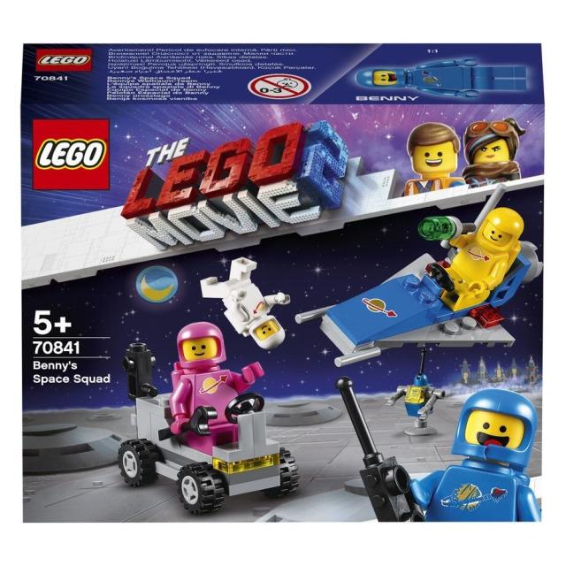 Obrázek produktu LEGO Movie 70841 Bennyho vesmírná skupina