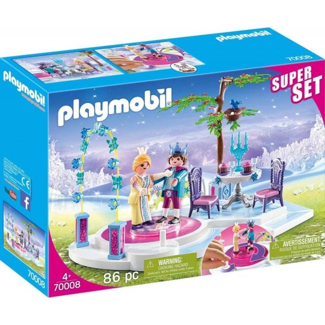 Obrázek produktu Playmobil 70008 Princeznin bál, Superset