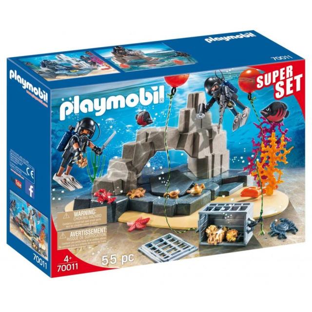 Obrázek produktu Playmobil 70011 Výcvik potápěčů, Superset
